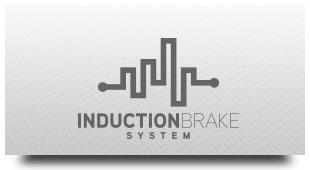 電磁鐵阻力系統.Induction Brake