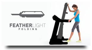 喬山輕鬆收納.羽輕折疊.FeatherLight Folding