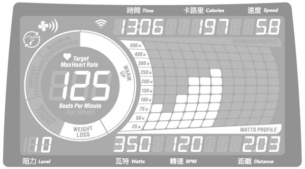 HORIZON Comfort R7 斜臥式室內健身車