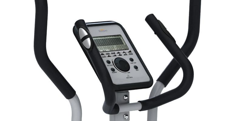 提供7公斤的飛輪重量,平滑、順暢的動作,讓您日常訓練更加輕鬆有趣