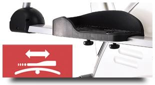 可調式踏板設計