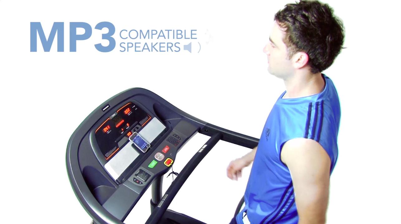 喬山T3000音源裝置.Audio Features