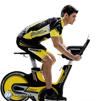 Horizon GR7 飛輪健身車 / 模擬公路車訓練