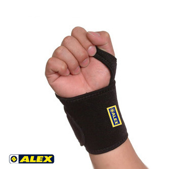 ALEX 竹炭加強型連指護腕_H-84