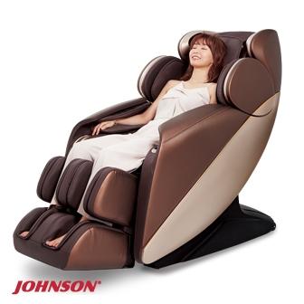 JOHNSON 流光椅︱A393按摩椅