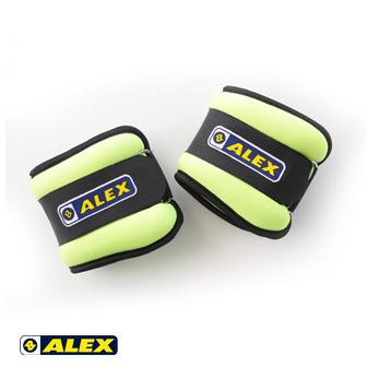 ALEX BEAUTY型加重器 2kg/3kg/4kg