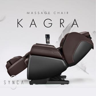 SYNCA Kagra 零重力按摩椅|MC-J6900