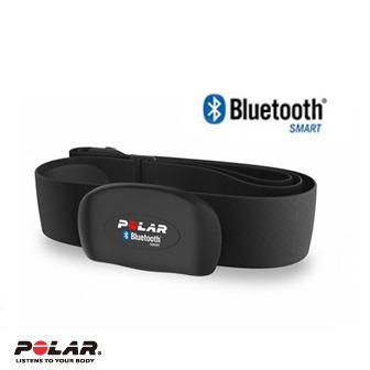Polar H7 藍芽無線心率傳輸帶組