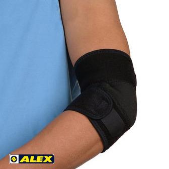 ALEX 奈米竹炭透氣型護肘