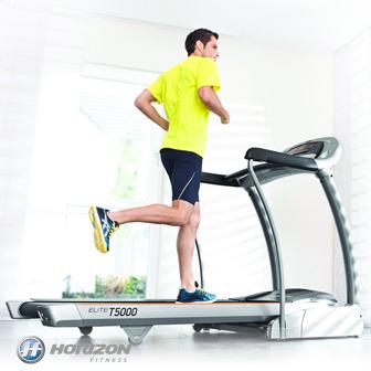 HORIZON Elite T5000 電動跑步機