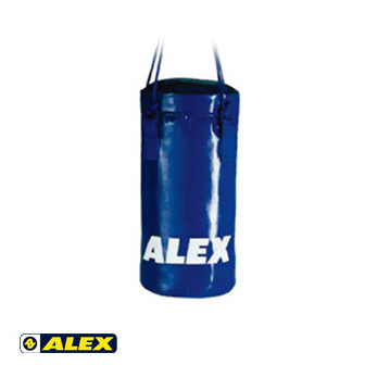 ALEX 拳擊袋 (合成皮-藍) - 4 kg