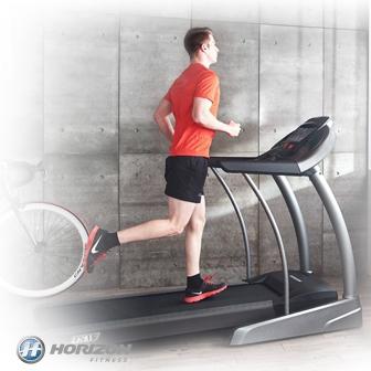 HORIZON Elite T5.1-02 專業電動跑步機