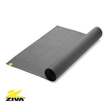 ZIVA 多功能止滑瑜珈墊/健身運動墊(鐵灰色)(附背袋)