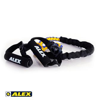 ALEX 四條編織健身拉力繩