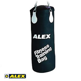 ALEX 拳擊袋 (強化帆布-黑)- 20 kg_B-1002