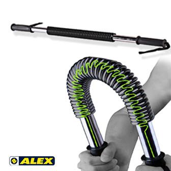 ALEX 新一代雙簧握力棒_B-24