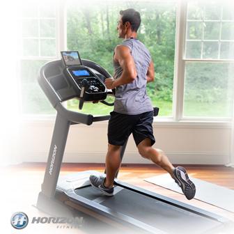 HORIZON 7.4AT 專業電動跑步機