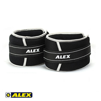 ALEX Jelly科技材質 抽取式加重器-4KG
