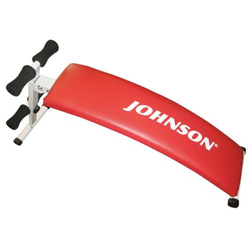 JOHNSON 弧形仰臥起坐板