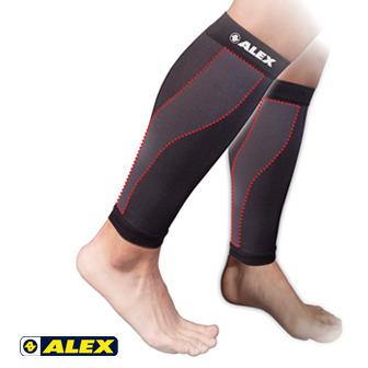 ALEX 壓縮小腿套(雙) M/L/XL