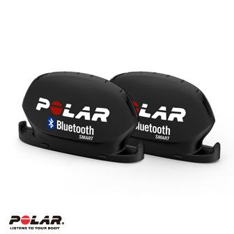 Polar 速度傳感器 Bluetooth® Smart 及腳踏圈速傳感器 Bluetooth® Smart 套件