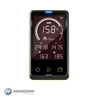Horizon GR7 飛輪健身車 LCD儀表