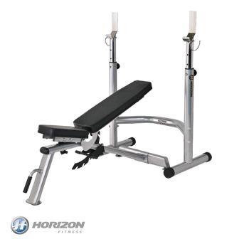 HORIZON Adonis Plus 多功能舉重訓練床/啞鈴訓練椅