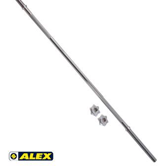 ALEX 舉重槓鈴長桿(不含槓片) - 8kg_A-25