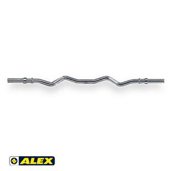 ALEX 舉重槓鈴彎曲桿 - 6kg_A-26