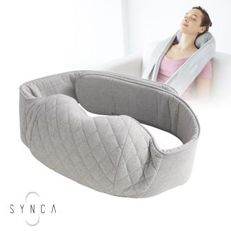 SYNCA 無線頸肩按摩器 Quzy︱SM260