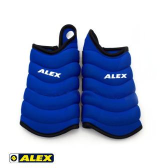 ALEX 手部連指加重器 2kg藍色/1kg紅色/【3kg已售畢】