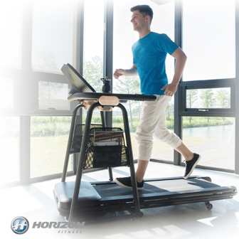 Horizon Citta系列 TT5.0 電動跑步機|原石黑款