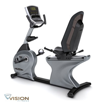 VISION R40 Classic 斜臥式健身車