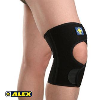 ALEX 高透氣網狀護膝_T-35