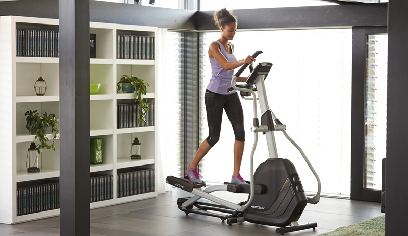 HORIZON Andes 7i Elliptical / Cross Trainer