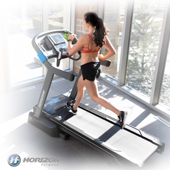 HORIZON 7.0AT 電動跑步機