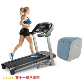 【雙11組合優惠】T101電動跑步機+FM250腳部按摩機