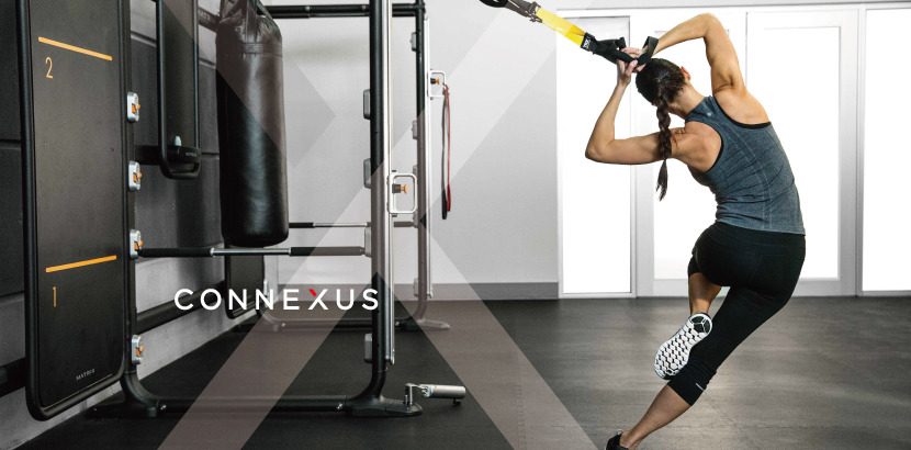 Matrix Connexus 高度機能團體訓練器材