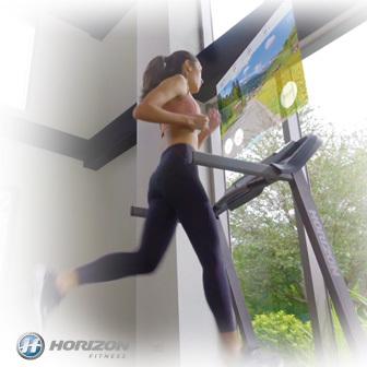HORIZON TR5.0 電動跑步機