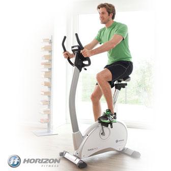 HORIZON Paros PRO 直立式健身車