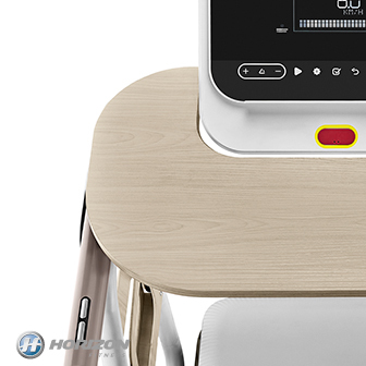 HORIZON Citta系列 TT5.0 電動跑步機|木紋桌面托盤〔贈品〕