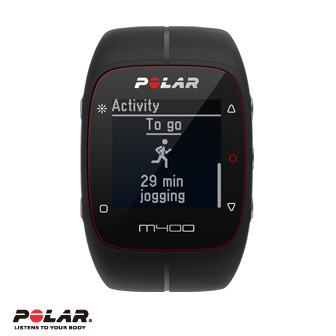 Polar M400 GPS運動心率錶 (白/黑/粉/藍)