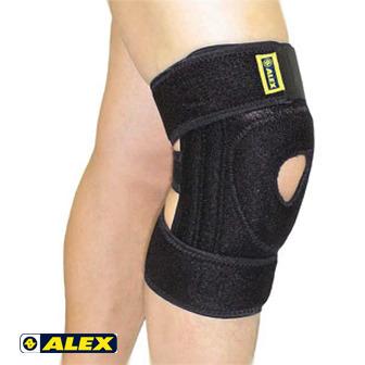 ALEX 調整型雙彈簧條護膝