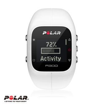 Polar A300 智能運動心率錶 (白/黑/粉)