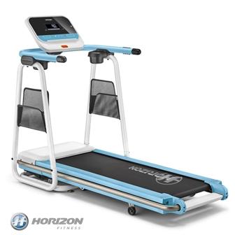 Horizon Citta系列 TT5.0 電動跑步機|天空藍款