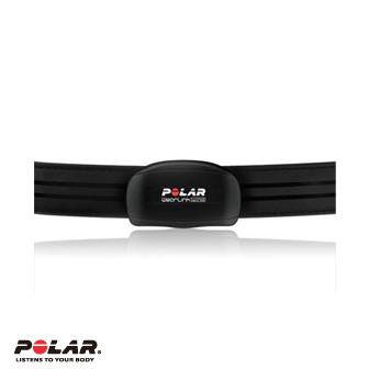 Polar W.I.N.D. 密碼/防水布質心率傳輸帶組,支援RS800/CS500/600