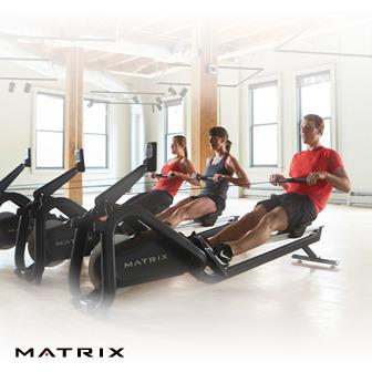 Matrix Rower 商用專業訓練划船機