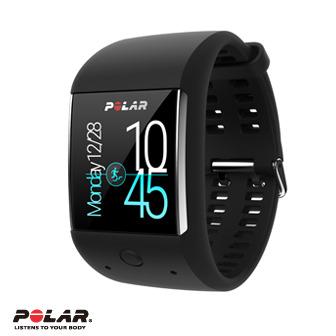 Polar M600 防水健身運動智能手錶 Android Wear™ 2.0 (黑/白)