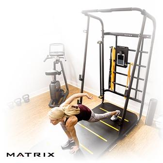 Connexus Home 多功能重量訓練機 Matrix Retail家用重訓機