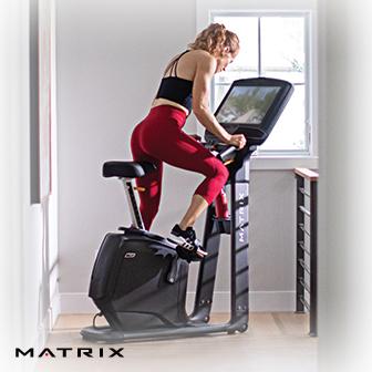 Matrix Retail U50-02 直立式健身車